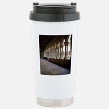 Romanesque Art. Monaste Travel Mug