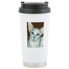 2 Oriental Shorthair 20 Travel Mug