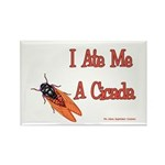 I Ate Me A Cicada Rectangle Magnet (10 pack)