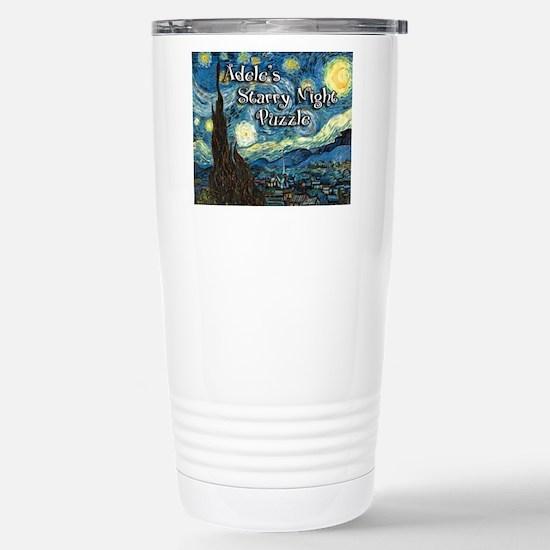 Adeles Stainless Steel Travel Mug