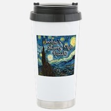 Archies Stainless Steel Travel Mug