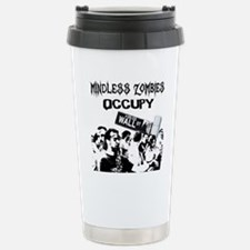 zobiesoccupy Stainless Steel Travel Mug