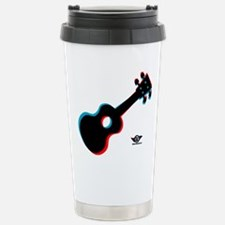 3D Ukulele Travel Mug