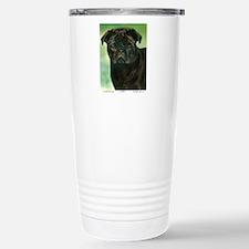 BlackPug Travel Mug