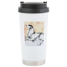 RPBorzoiCutOut Travel Mug