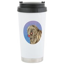 bergamasco-button Thermos Mug