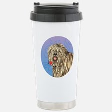 bergamasco-button Travel Mug