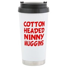 NINNY copy Travel Mug