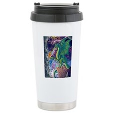 Dragons_Lair_16x20 Travel Mug
