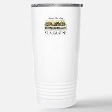 St. Augustine Americasb Travel Mug