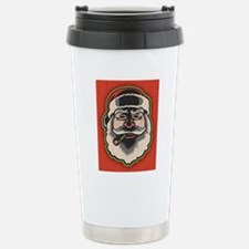 smokin-santa-JIG Stainless Steel Travel Mug