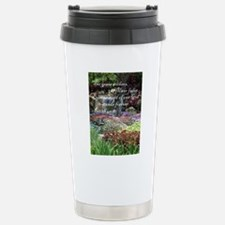 stands_forever Stainless Steel Travel Mug