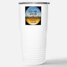 OCCUPY-Boston Travel Mug