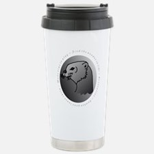 otter  10 x 10 Travel Mug