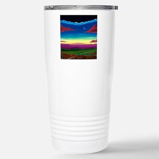 The Beauty of God Stainless Steel Travel Mug