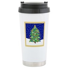 Christmas Let It Snow D Travel Mug