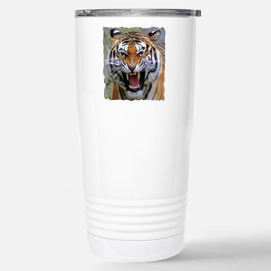 Atiger shirt Stainless Steel Travel Mug