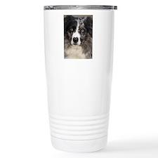 Mercury face shot Travel Mug
