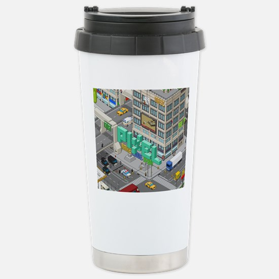 mousepad-00010 Stainless Steel Travel Mug