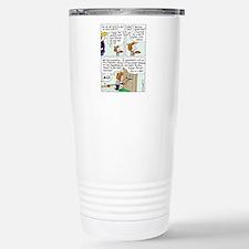 Bribing Dill Travel Mug