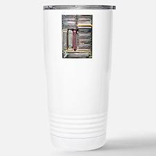 Mississippi Sax Stainless Steel Travel Mug