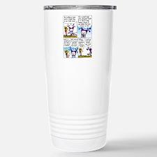 Santa Trap Travel Mug