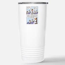 Santas Personality Diso Travel Mug