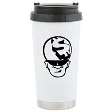 BigHeadZ Dollar Travel Mug
