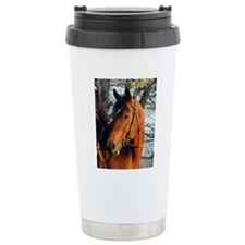 Big Brown2_sized 8x10 Travel Mug