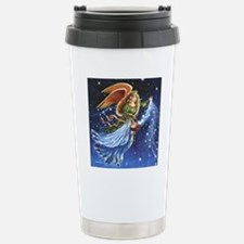 Angel Star Basket_Tile Stainless Steel Travel Mug
