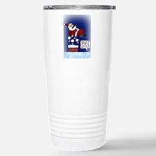 ChimneyFireCard Travel Mug