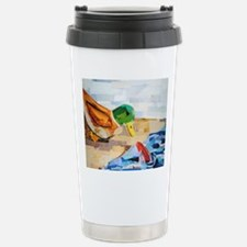 Duck and Fish Travel Mug