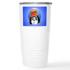 Scruff poster Travel Mug