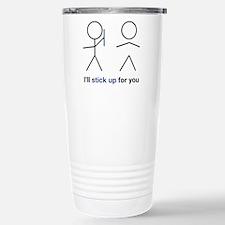 stick up Travel Mug