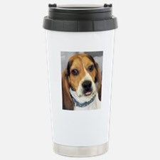 basset-mousepad Travel Mug