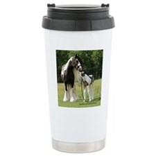Dated with foal final Travel Mug