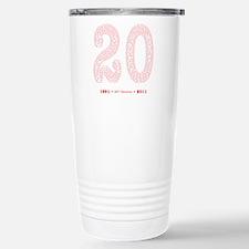 20th_Red_NoBkgd Travel Mug