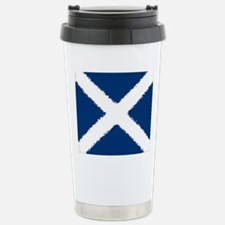 Scotland Blanket Travel Mug