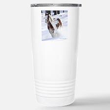 Square Price Travel Mug