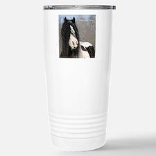 Square Winter Moe head Travel Mug