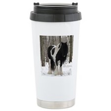 Novel Winter Sq Travel Mug