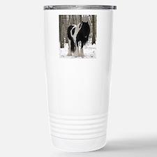 Novel Winter Sq Travel Mug