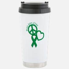 Green, Cure Travel Mug