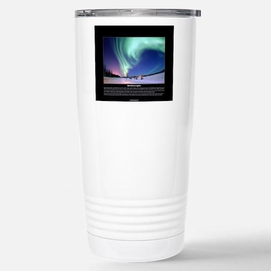 Northern_Lights_full Stainless Steel Travel Mug