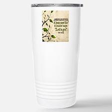 Boss And Leader Quote o Travel Mug