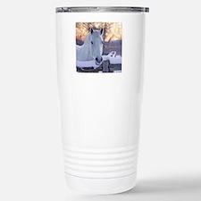 scoutornament-final Stainless Steel Travel Mug