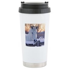 scoutornament-final Travel Coffee Mug