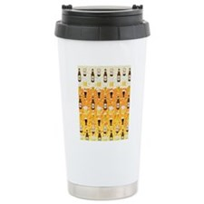 Beer Flip Flops Travel Mug