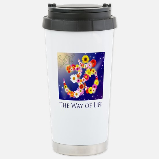The way Stainless Steel Travel Mug