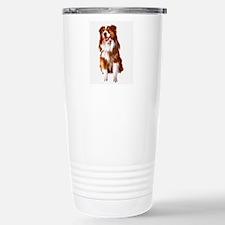 aussie Stainless Steel Travel Mug